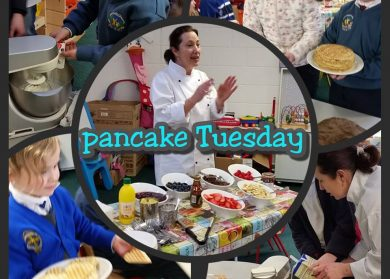 workshop pancake day