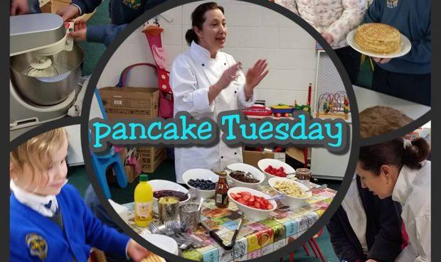workshop pancake day